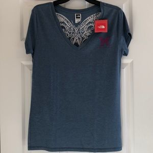 The North Face Butterfly Tee Size Large